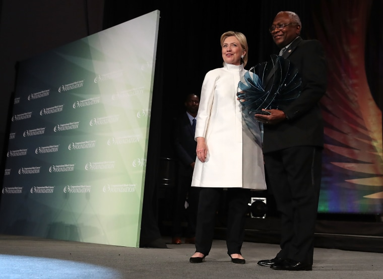 Hillary Clinton And President Obama Speak At The Congressional Black Caucus' Annual Phoenix Awards