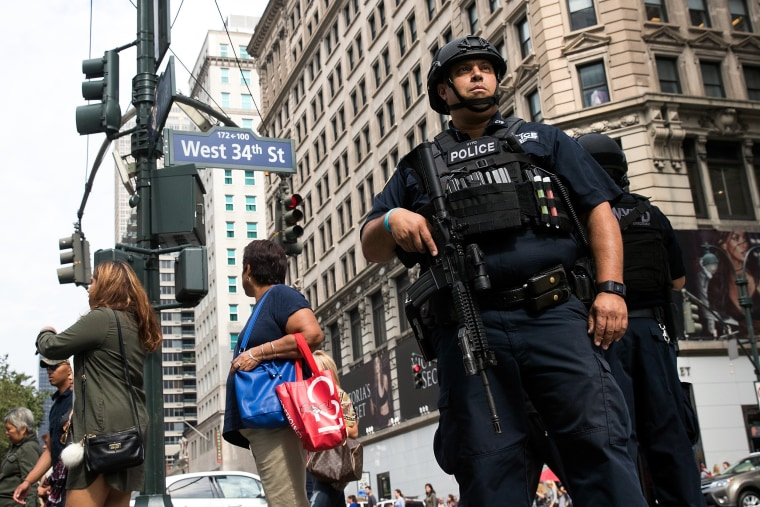 Image: Explosion In Chelsea Neighborhood of New York City Injures 29