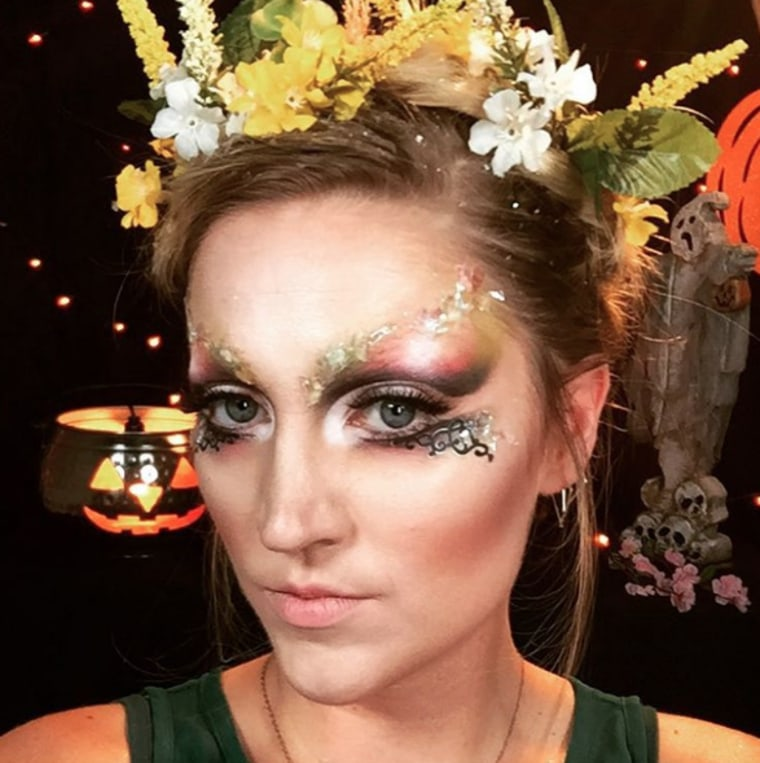 Halloween makeup ideas 17 magical fairy makeup tutorials 3 forest sprite solutioingenieria Images