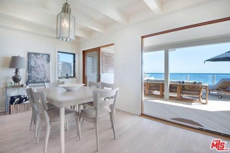 Leonardo DiCpario's Malibu home