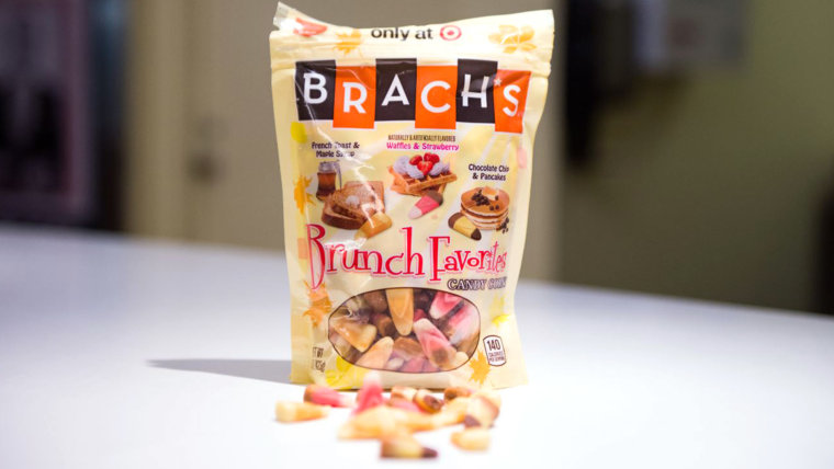 """Brach's Candy Corn that is flavored like """"Brunch Favorites"""""""