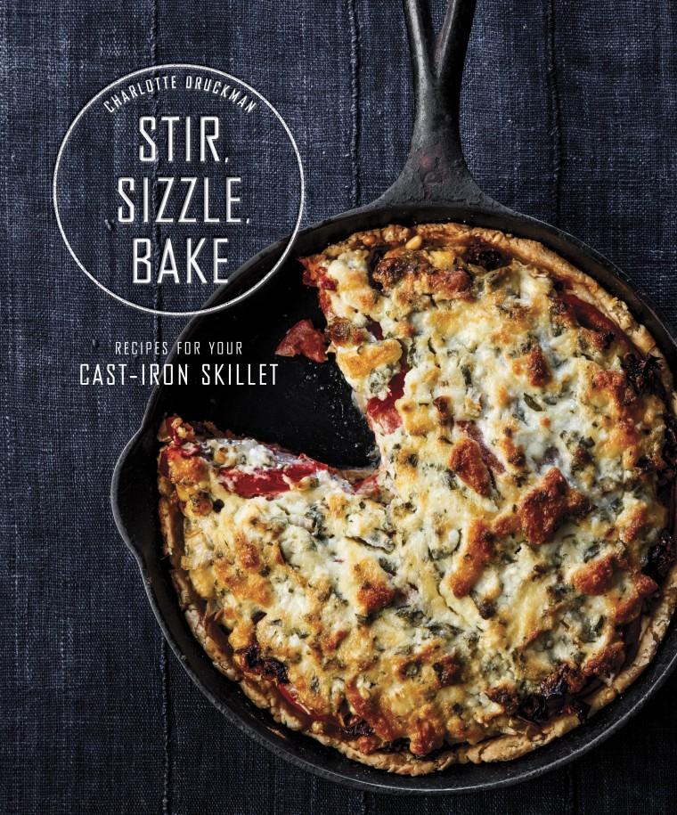 Stir.Sizzle.Bake cookbook cover