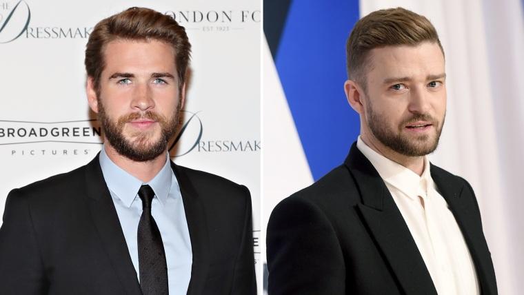 Liam Hemsworth / Justin Timberlake