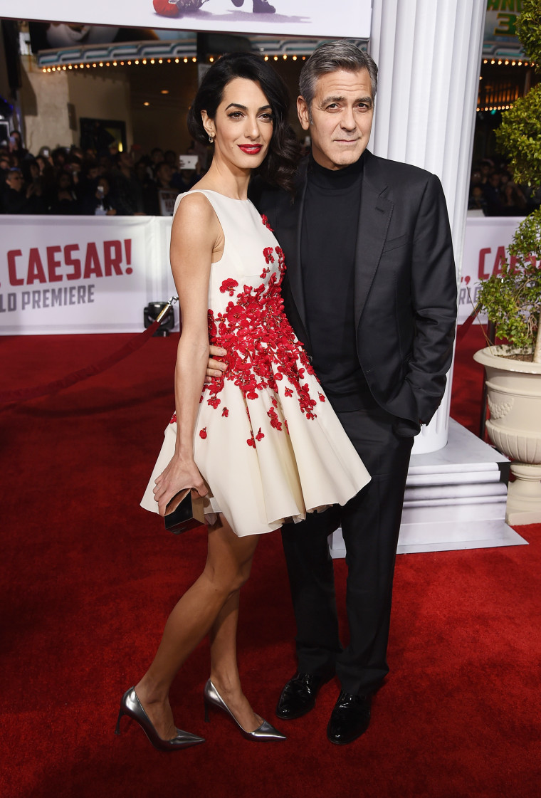 """Premiere Of Universal Pictures' \""""Hail, Caesar!\"""" - Arrivals"""