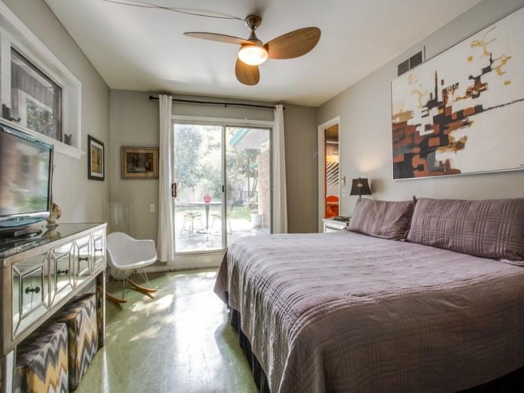 '50s Dallas home