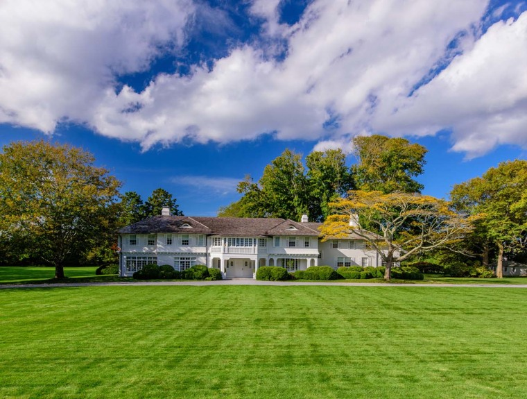 Jackie Kennedy's childhood estate in the Hamptons