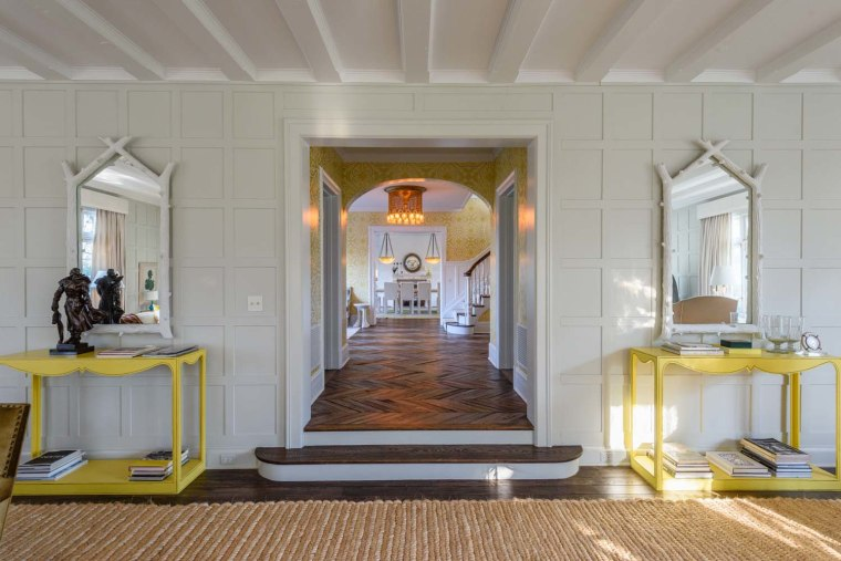 Jackie Kennedy's chilhood home in the Hamptons