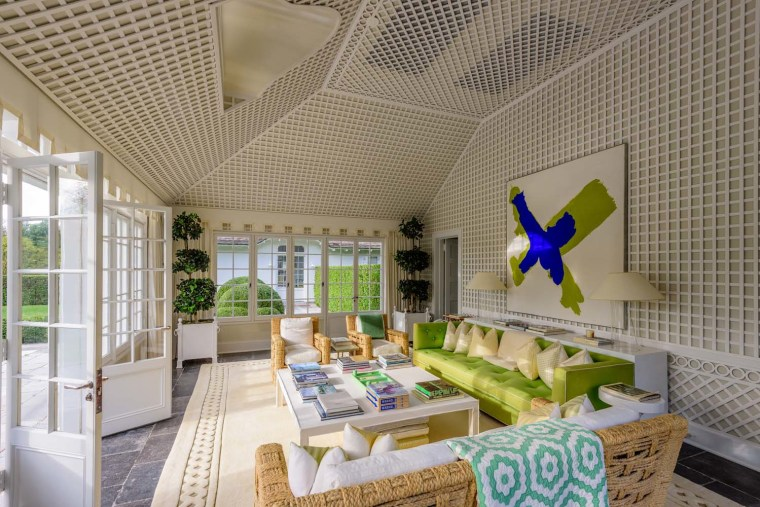 Jackie Kennedy's childhood home in the Hamptons