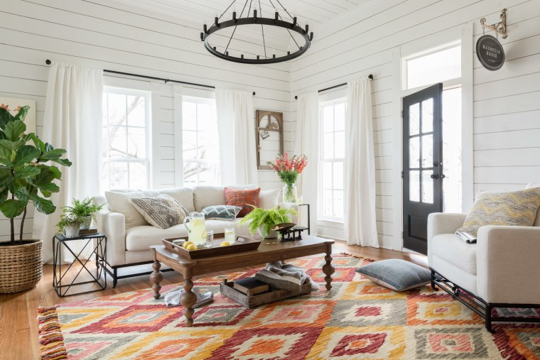 Joanna Gaines launches rug line for Loloi Rugs