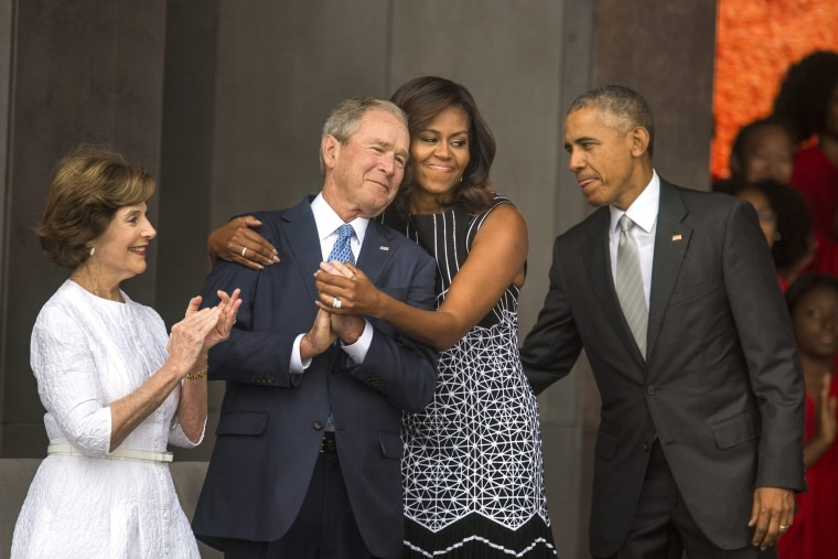 Image: African American Museum Opening in DC