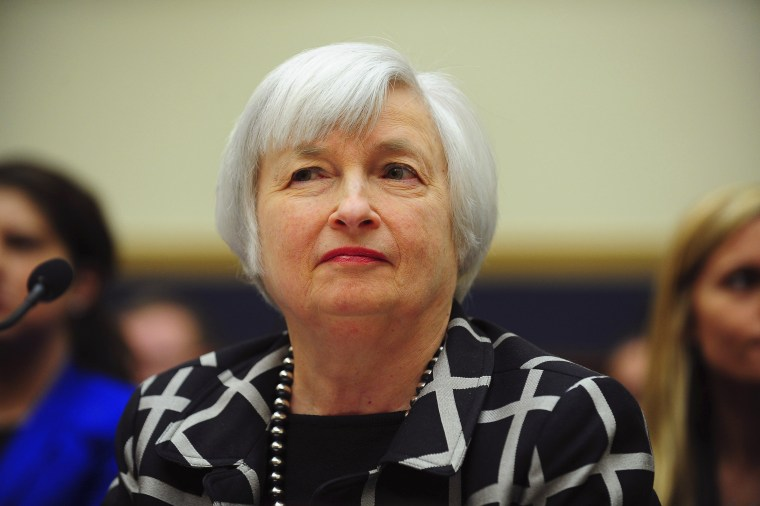 Federal Reserve Chair Janet Yellen set a 0.25 to 0.5 percent interest rate range last December, lifting rates for the first time in a decade.