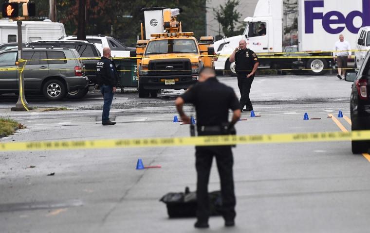 Image: US-ATTACKS-NEW YORK-NEW JERSEY