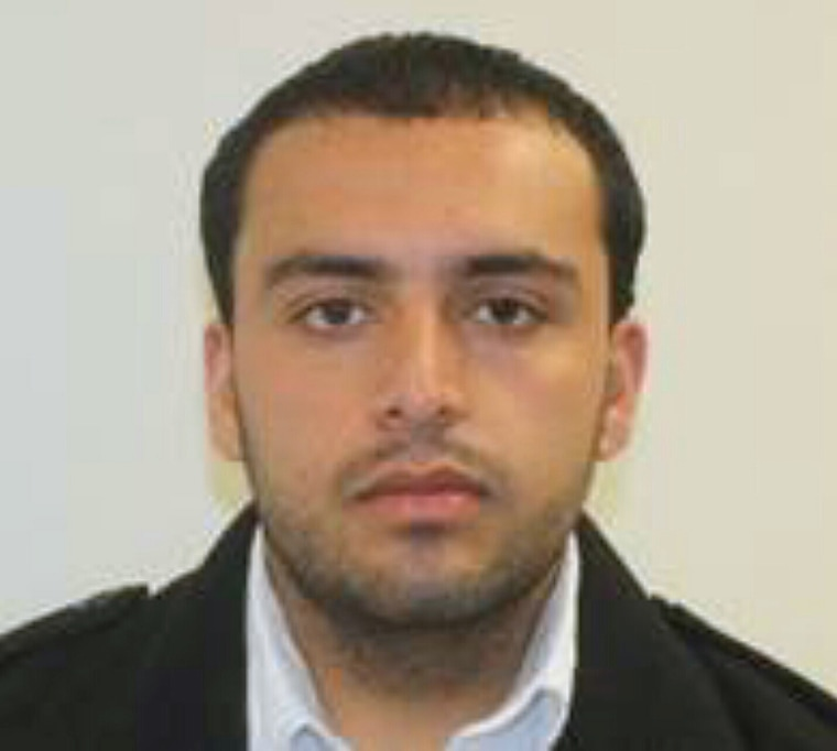 Image: New Jersey resident Ahmad Khan Rahami