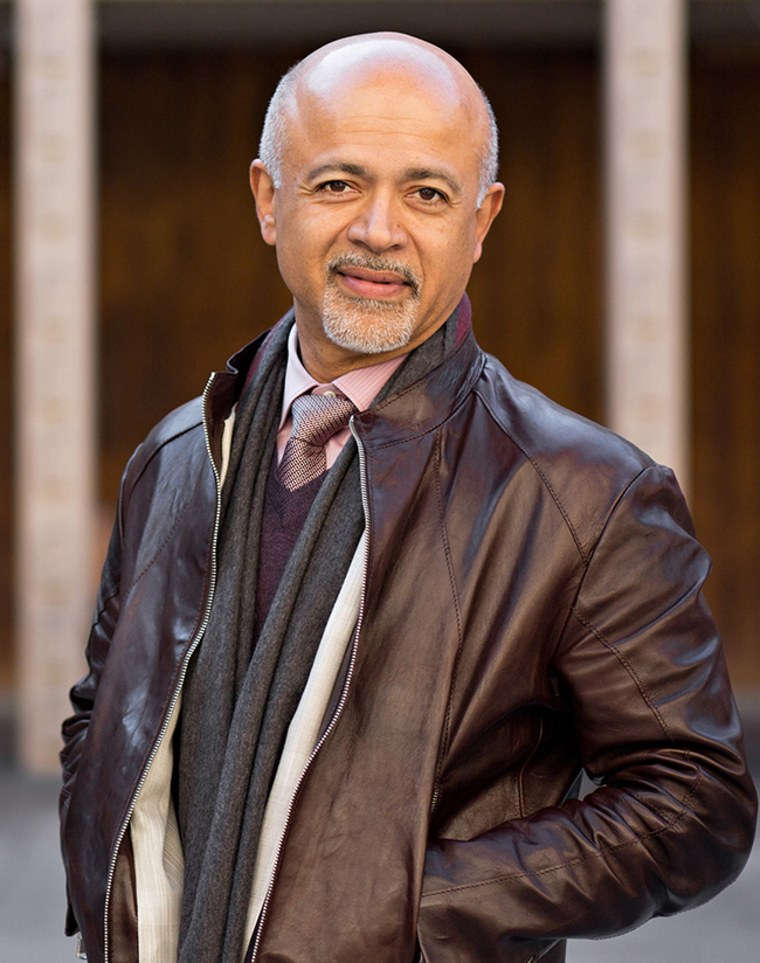 Abraham Verghese, an author, doctor, and professor of medicine at Stanford University, is scheduled to receive the National Humanities Medal on Sept. 22.