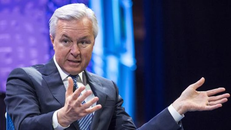 John Stumpf, chairman and chief executive officer of Wells Fargo. David Paul Morris | Getty Images