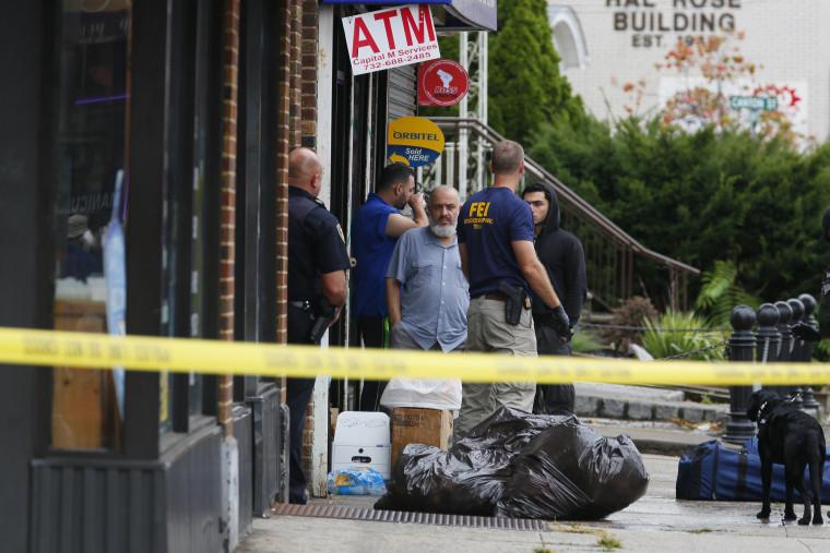 Bombing Suspect Is From Jersey Neighborhood of Working-Class Immigrants