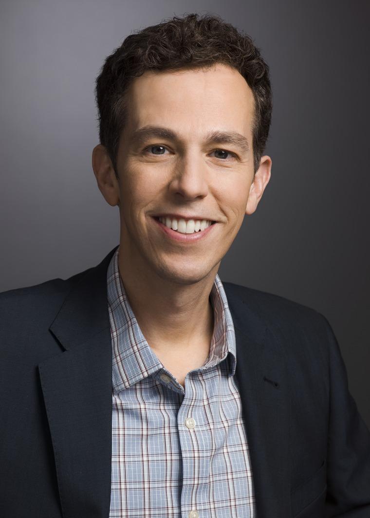 TV producer and writer Josh Berman.