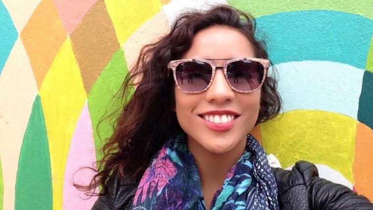 Photo of Leslie Sofia Prado.