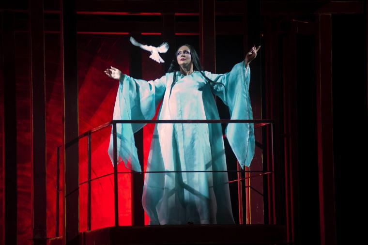 Image: Turandot general rehearsal