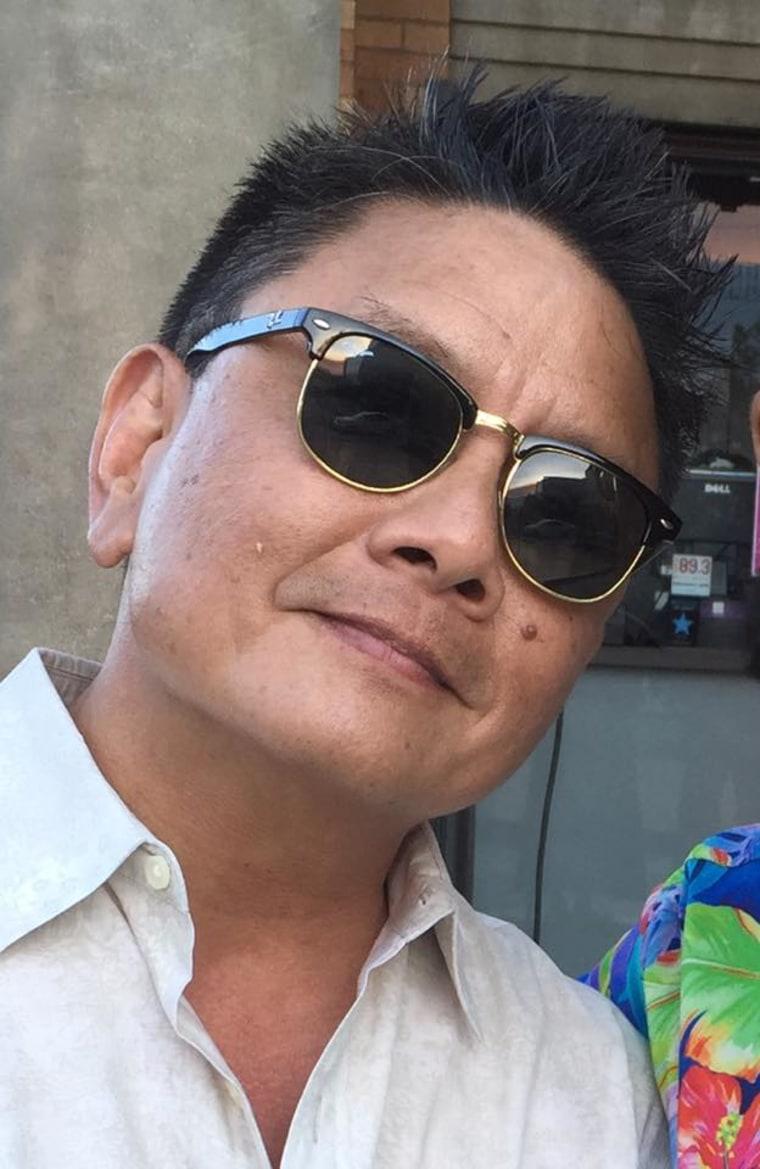 LGBTQ Activist Marshall Wong