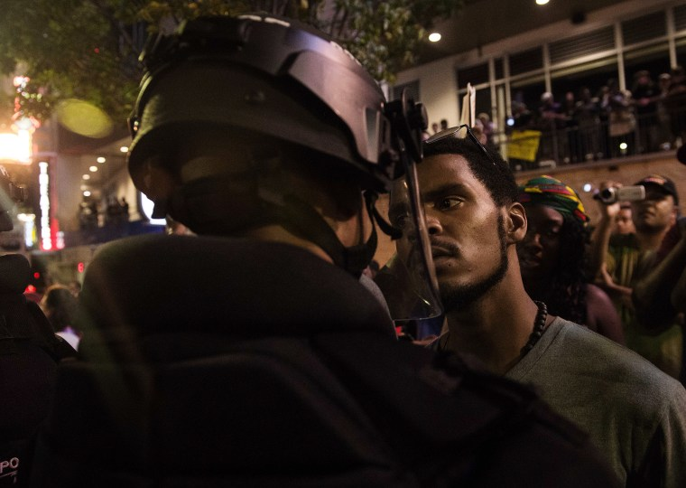 Image: US-POLICE-SHOOTING-PROTESTS-JUSTICE