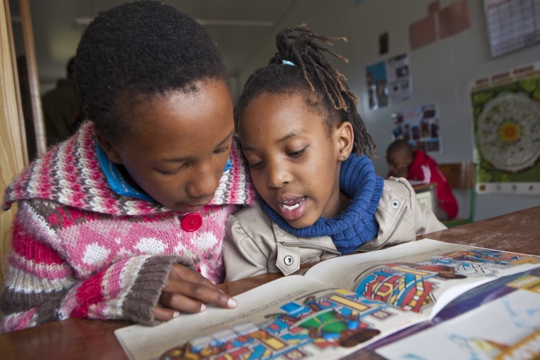 South Africa - Cape Town - Child Education