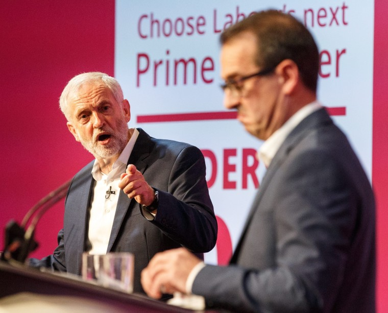 Image: Labour Party leadership debate Glasgow