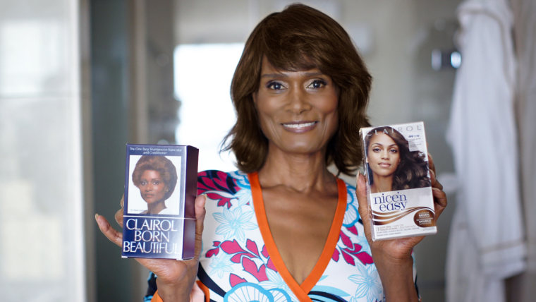 Tracey Norman, the 63-year-old transgender model.