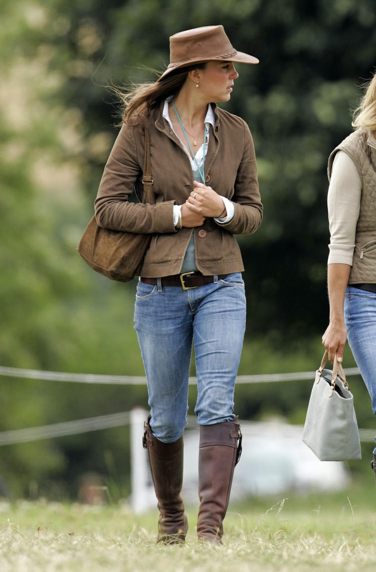 Kate Middleton Attends The Festival Of British Eventing