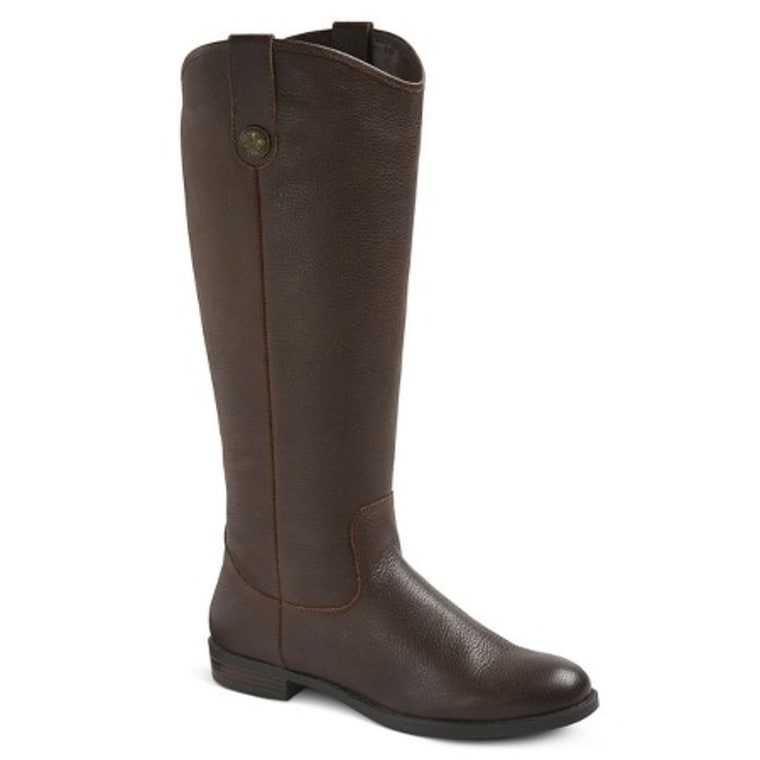 Target Kasia Leather Riding Boots