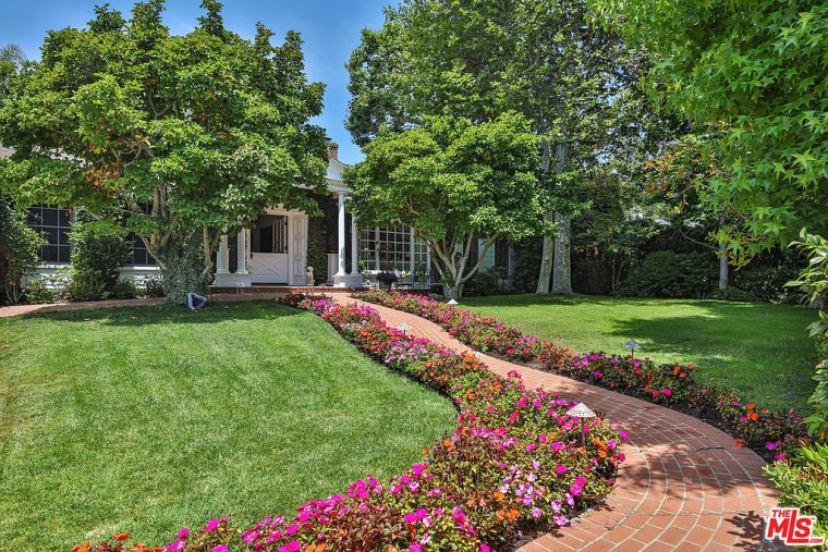 Goldie Hawn and Kurt Russell's LA home