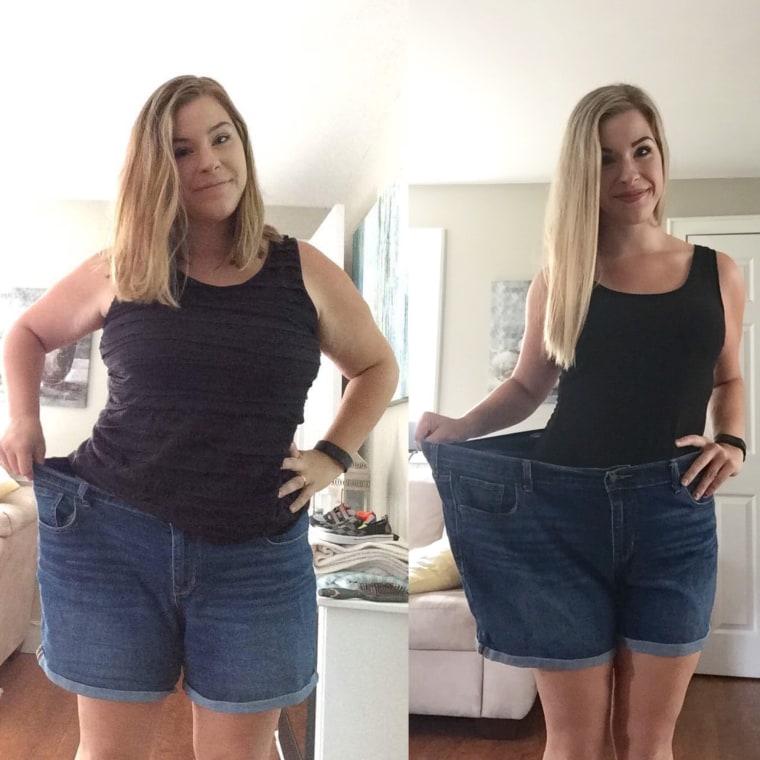 Rachel Graham weight loss