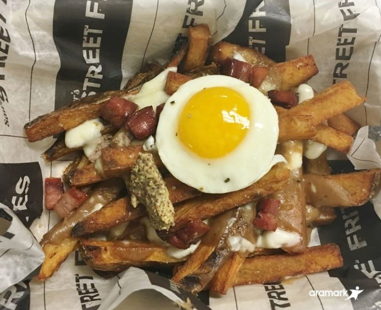 Cleveland Browns' Animal-Style Fries
