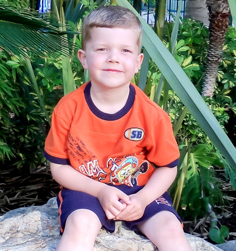 5-year-old Joseph Marotta died from influenza in 2009.