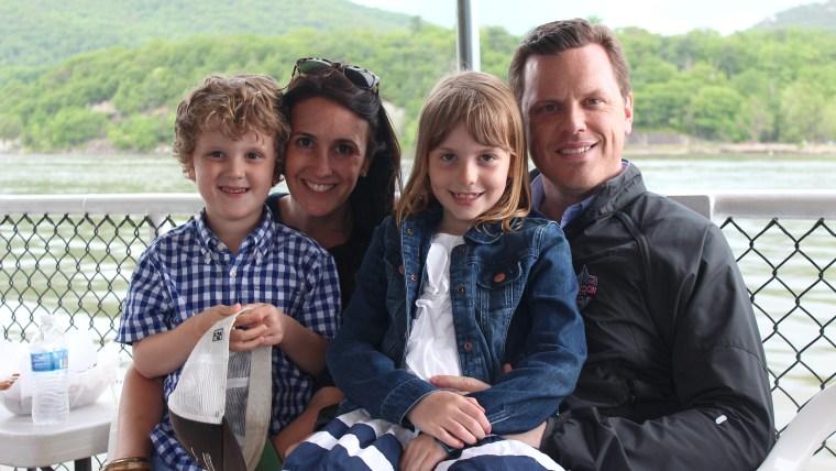 Willie Geist's family