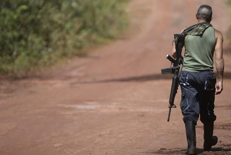 Image: COLOMBIA-PEACE-FARC