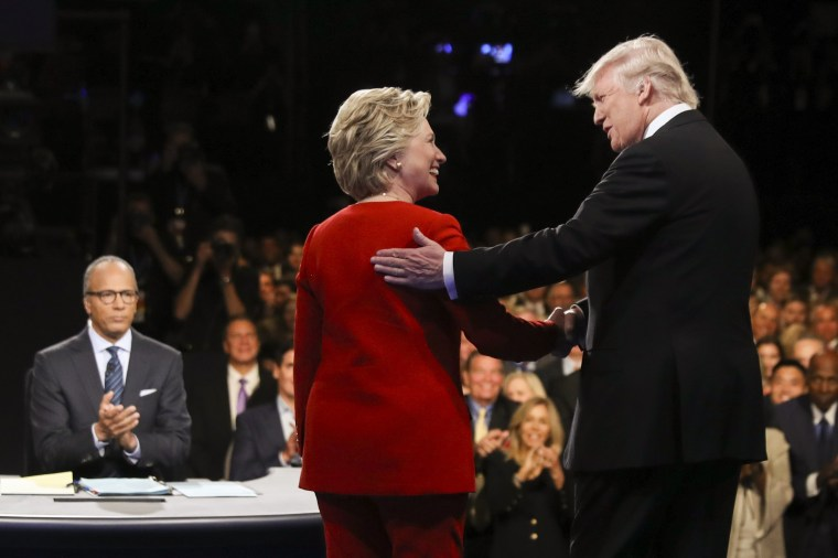 Full Transcript from the First 2016 Presidential Debate Between Trump, Clinton