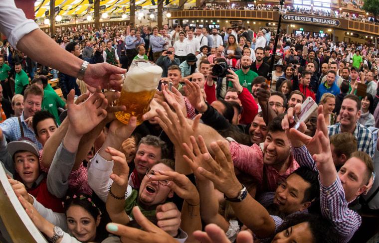 Image: Opening Day - Oktoberfest 2016