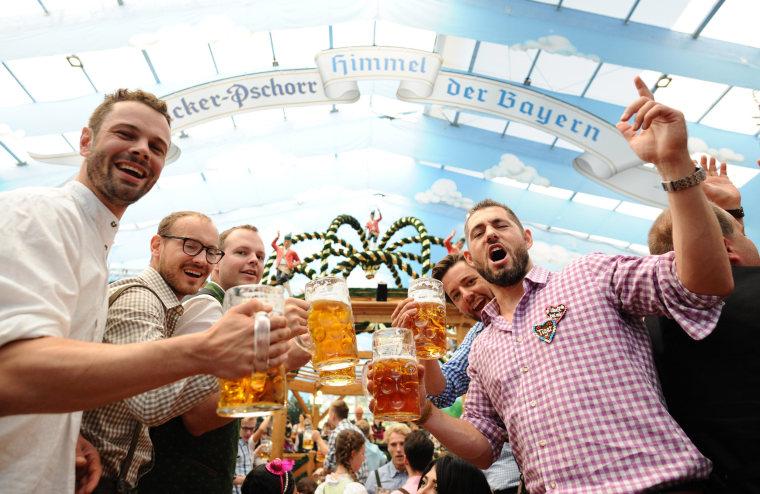 Image: 183rd Oktoberfest in Munich