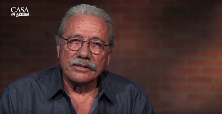 Edward James Olmos #ThisIsMyHome PSA