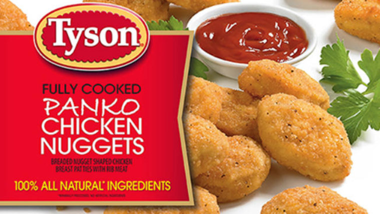 Tyson Recalls 132000 Pounds Of Chicken Nuggets Due To Hard Plastic
