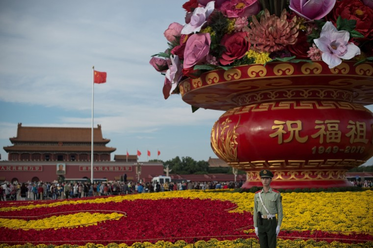 Image: TOPSHOT-CHINA-POLITICS