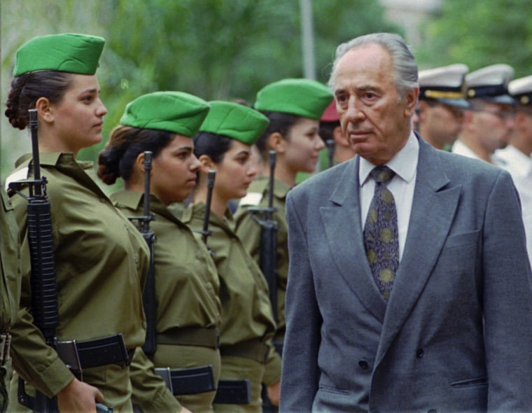 Image: PERES REVIEWS HONOR GUARD