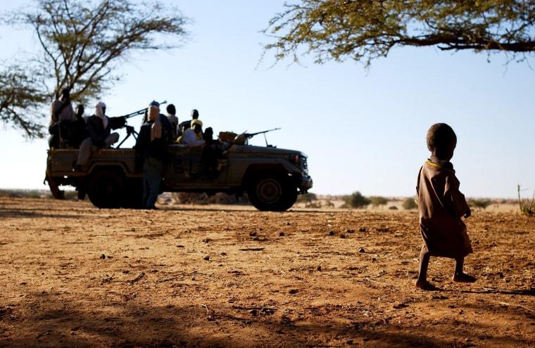 Darfur 2004
