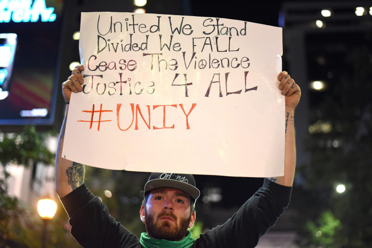 Image: Charlotte protests