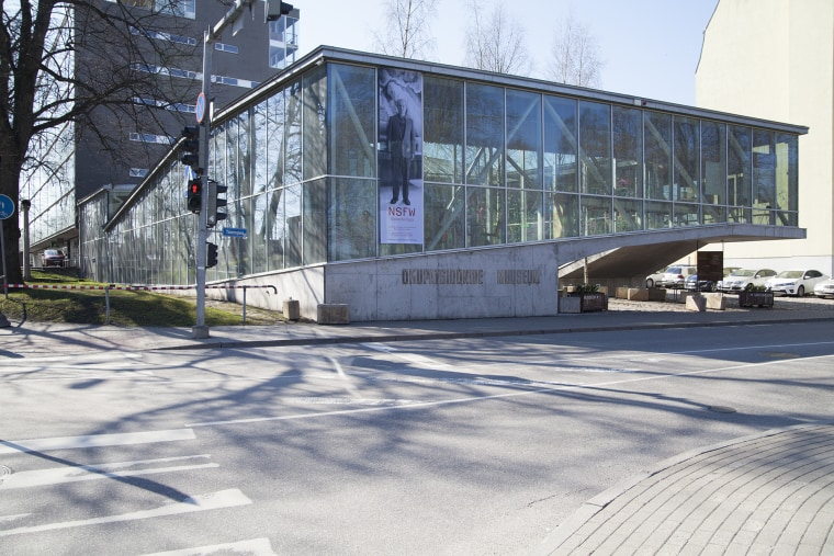 Museum of Occupations in Tallinn, Estonia