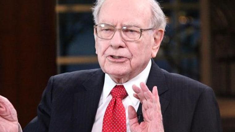 Billionaire investor Warren Buffett. Lacy O'Toole | CNBC