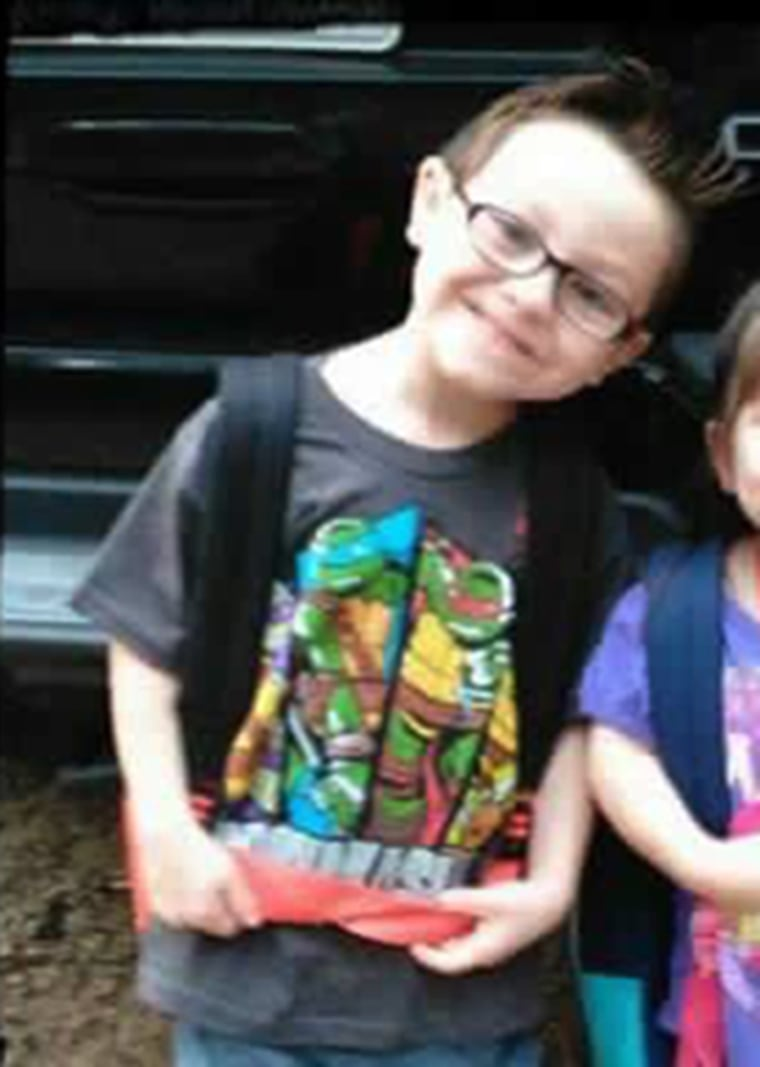 Image: Jacob Hall remains in critical condition after the South Carolina school shooting