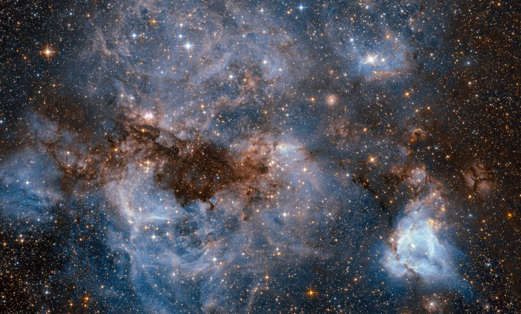 Image:  the Large Magellanic Cloud