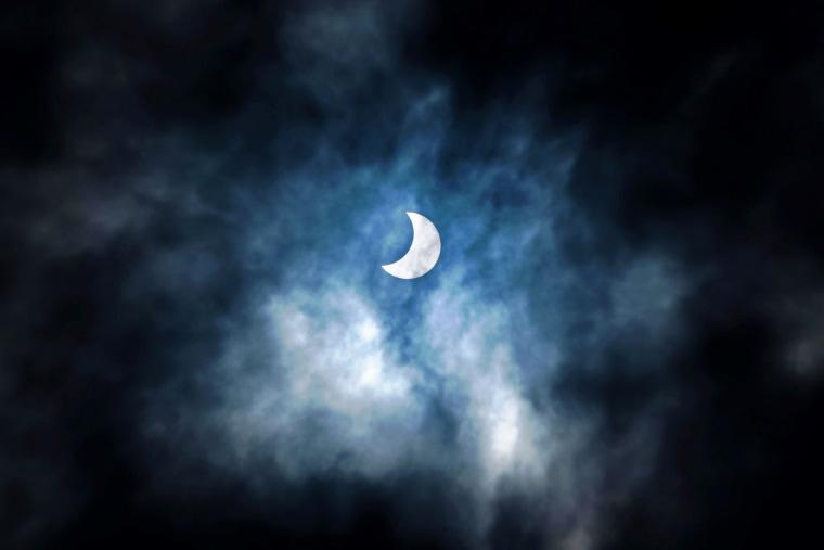 Image: TANZANIA-ASTRONOMY-SCIENCE-ECLIPSE